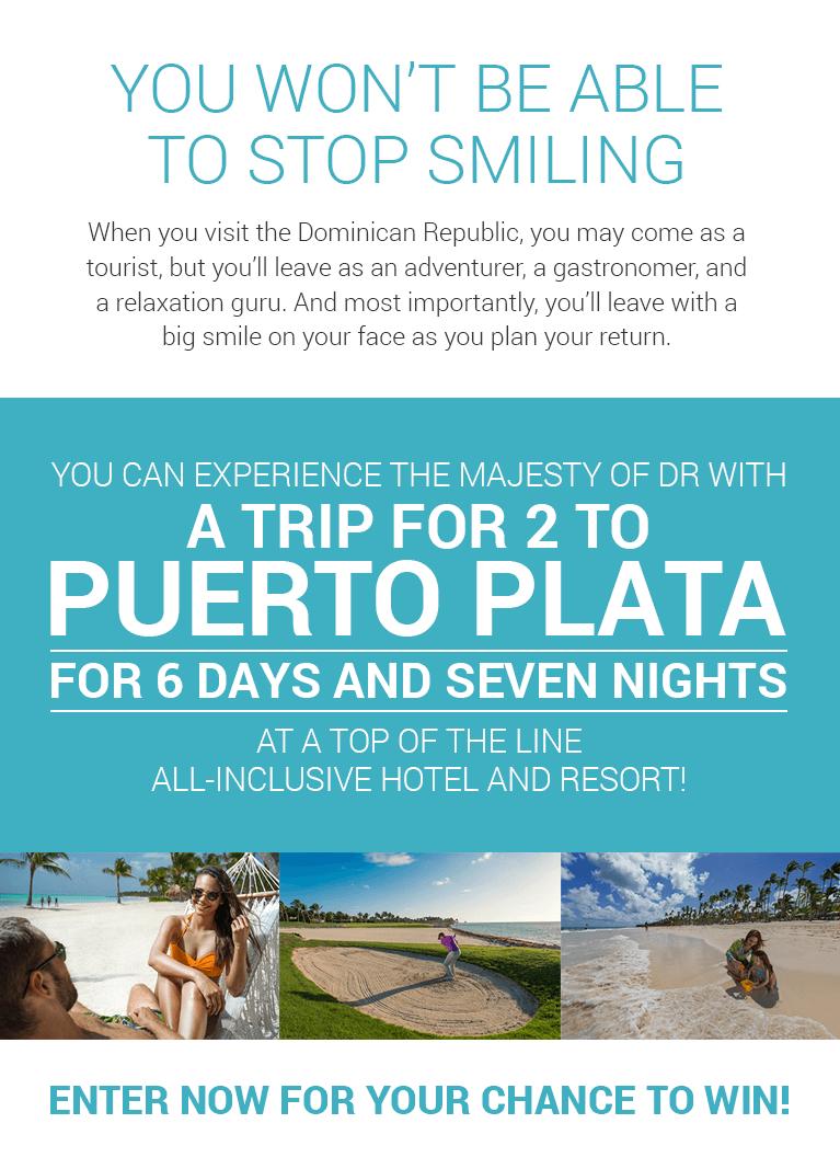 Dominican Republic | ETCanada Contest